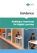 Building a Taxonomy for Digital Learning cover thumbnail