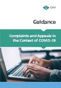 Complaints and Appeals in the Context of COVID-19 thumbnail
