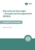 EOEA review report cover