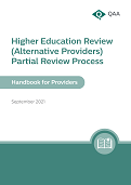 HER(AP) partial review report cover