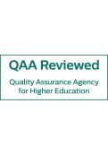 QAA review mark
