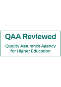 QAA review mark