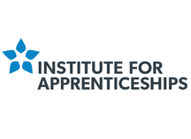 Institute for Apprenticeships logo