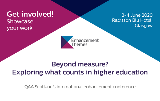 Beyond measure? Exploring what counts in higher education